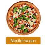 Manville Palace Mediterranean Pizza
